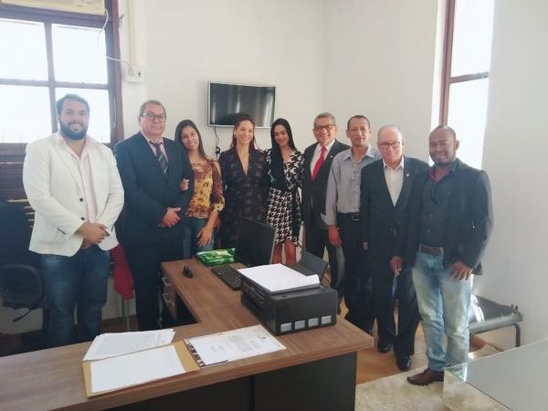 CONDEÚBA: Classe de advogados se reúne para discutir melhorias dos serviços prestados pelo setor judiciário