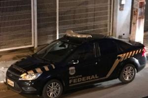 Polícia Federal realiza operação na cidade de Brumado