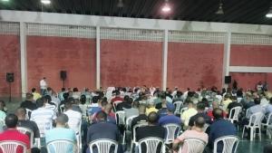 """PMs, delegados e servidores penitenciários baianos se reúnem para discutir """"pacotão"""" de Rui"""