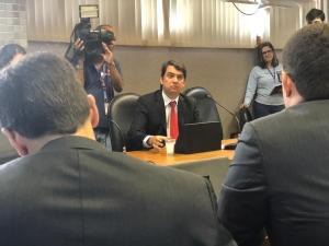 Comissão de Infraestrutura da Assembleia aprova projetos de lei e audiência pública