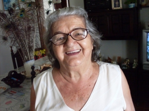 Luto: Dona Dina, aos 93 anos de idade