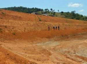 Maiquinique: Barragem é interditada após inspeção constatar risco alto de rompimento