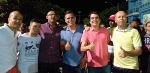 Deputado Pedro Tavares se reúne com lideranças em Xique-Xique