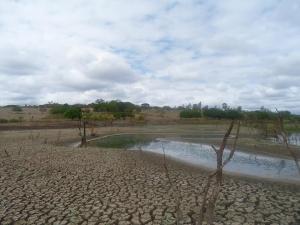Condeúba: Volume da barragem do champrão entra em nível crítico