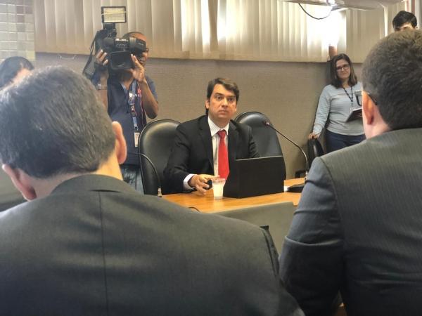 Presidente da Comissão de Infraestrutura propõe que Governo apresente relatório sobre situação de barragens