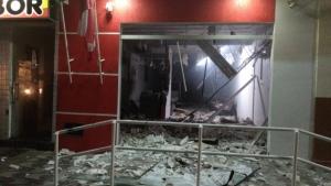 Bandidos explodem agência do Bradesco em Boa Vista do Tupim