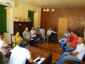 Condeúba: Silvan reúne secretários para alinhamento de ações da gestão