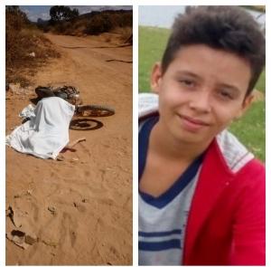 Grave acidente tira a vida de uma criança e deixa outra em estado grave no distrito de Irundiara em Jacaraci