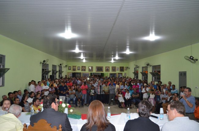 Convenção dos partidos de oposição de Condeúba