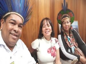 Condenado por fraude em licitação tenta emplacar a irmã em cargo federal ligado à saúde indígena com apoio do PT