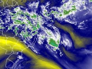 Formação de ciclone tropical na costa brasileira a partir de sábado faz Marinha emitir alerta