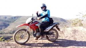 Moto é roubada na BA-148 entre os municípios de Condeúba e Cordeiros