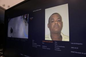 Reconhecimento facial flagra acusado de estupro em estação do metrô