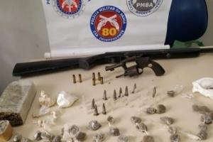 Plantão Policial: suspeito morre a tiros durante Operação Policial no Centro de Belo Campo
