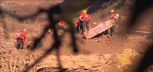Sobe para 201 o número de mortos identificados no desastre da Vale em Brumadinho