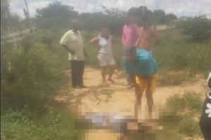 Mulher é encontrada morta em Belo Campo-Ba